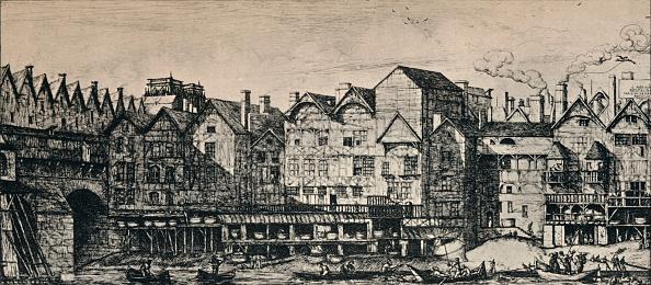 Etching「'Part of the City of Paris', 1915」:写真・画像(8)[壁紙.com]