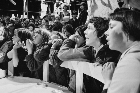 Teenager「Round The Beatles Audience」:写真・画像(1)[壁紙.com]