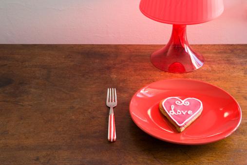 キッチュ「Love biscuit に進み、ランプ」:スマホ壁紙(19)
