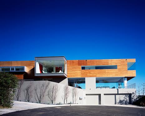 Siding - Building Feature「Modern House」:スマホ壁紙(4)