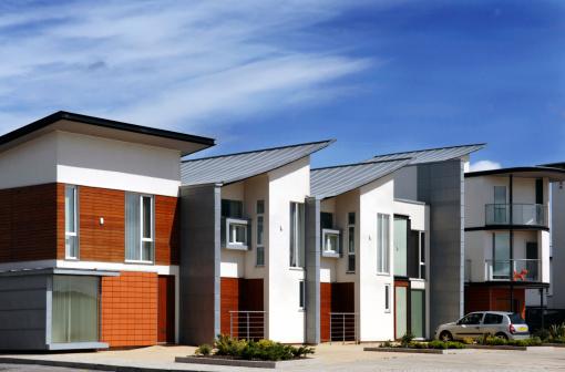Townhouse「Modern Housing」:スマホ壁紙(17)