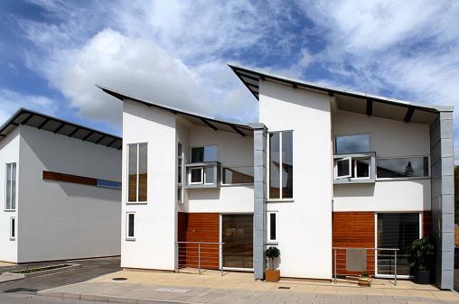Environmental Conservation「Modern Housing」:スマホ壁紙(15)