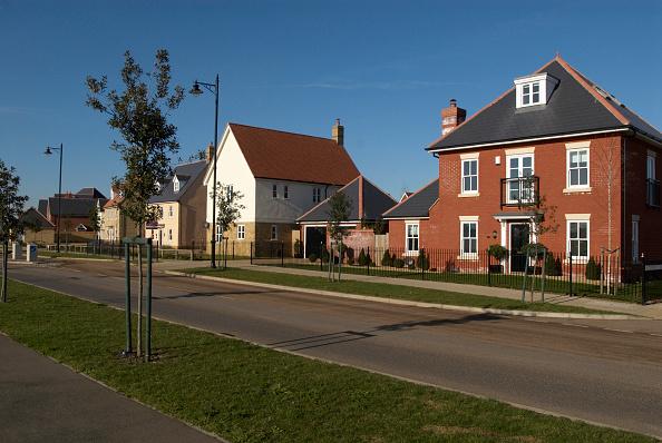 Housing Development「Modern housing, UK」:写真・画像(12)[壁紙.com]