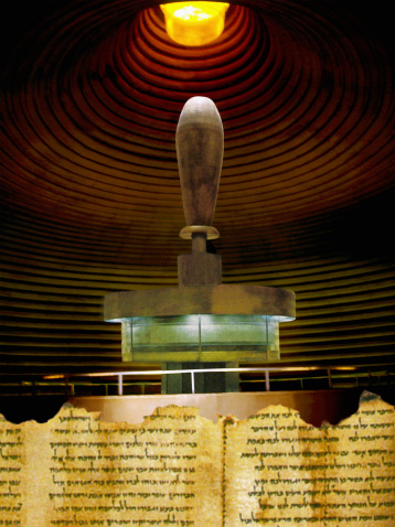 Manuscript「Dead Sea scrolls」:スマホ壁紙(2)