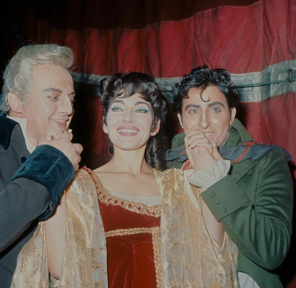 Classical Musician「Stars Of Zeffirelli's 'Tosca'」:写真・画像(0)[壁紙.com]