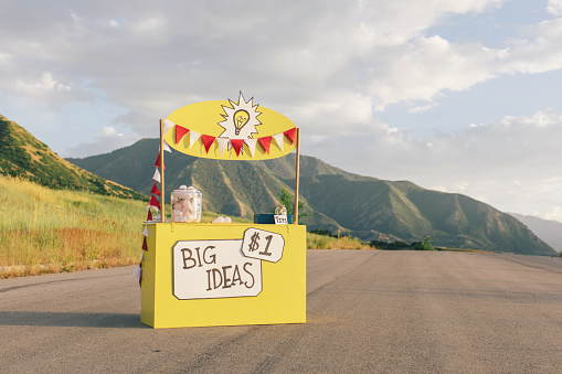 Identity「Big Ideas Lemonade Stand」:スマホ壁紙(12)