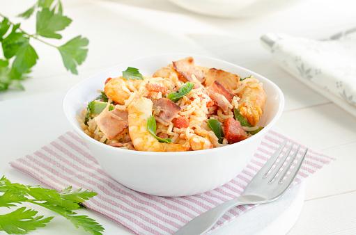 Basmati Rice「shrimp Pilau」:スマホ壁紙(2)