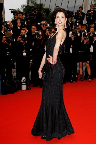 """Form Fitted Dress「""""Cosmopolis"""" Premiere - 65th Annual Cannes Film Festival」:写真・画像(8)[壁紙.com]"""