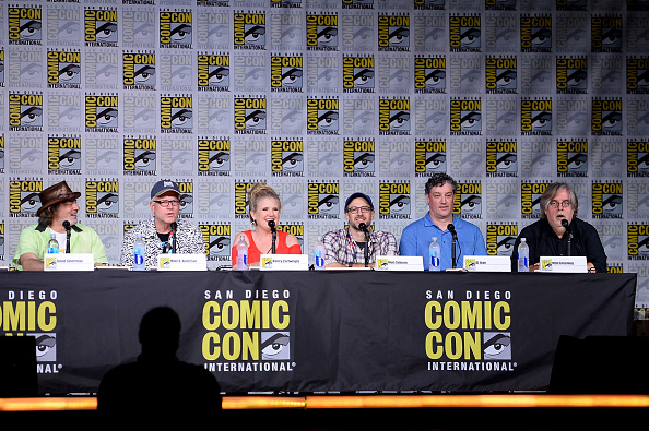 "David Silverman「Comic-Con International 2016 - "" The Simpsons"" Panel」:写真・画像(8)[壁紙.com]"