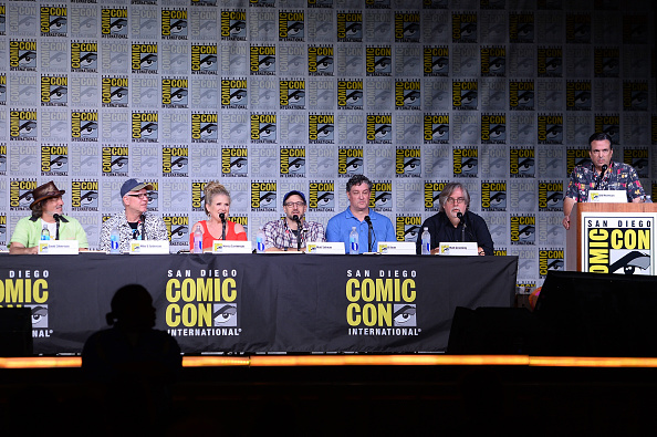 "David Silverman「Comic-Con International 2016 - "" The Simpsons"" Panel」:写真・画像(9)[壁紙.com]"