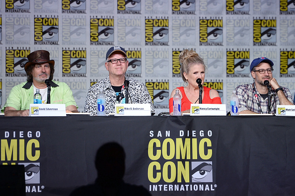 "David Silverman「Comic-Con International 2016 - "" The Simpsons"" Panel」:写真・画像(19)[壁紙.com]"