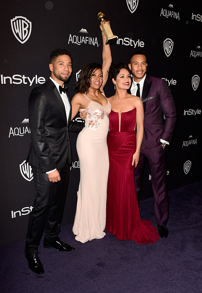 Empire「2016 InStyle And Warner Bros. 73rd Annual Golden Globe Awards Post-Party - Arrivals」:写真・画像(13)[壁紙.com]