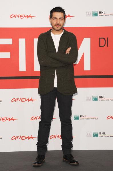 Reza「'Gass' Photocall- The 8th Rome Film Festival」:写真・画像(14)[壁紙.com]