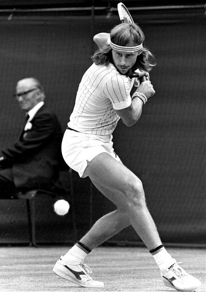 テニス「Borg At Wimbledon」:写真・画像(16)[壁紙.com]