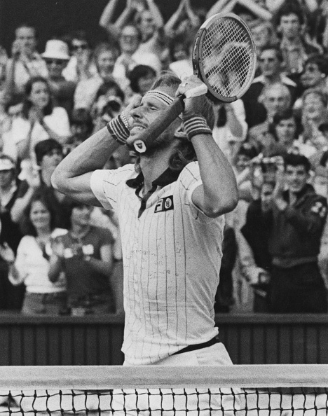 1979「Borg's Fourth Wimbledon Win」:写真・画像(10)[壁紙.com]