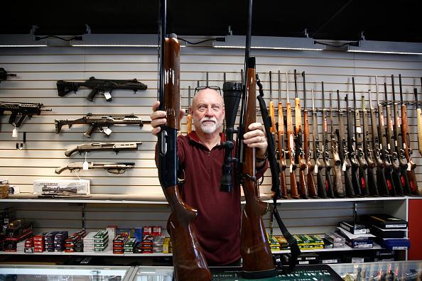Rifle「Gun Manufacturer Remington Files For Chapter 11 Bankruptcy Protection」:写真・画像(11)[壁紙.com]