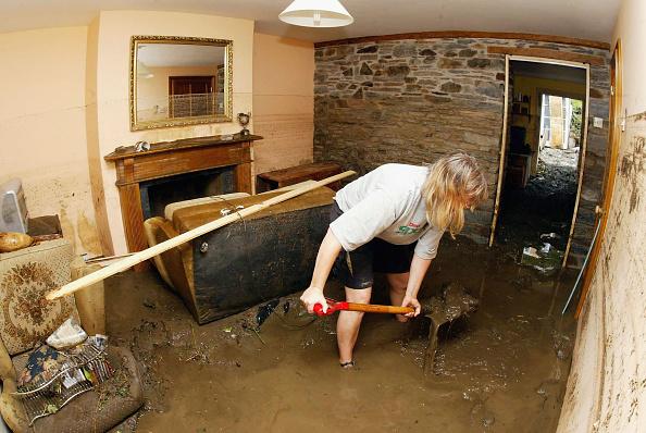Insurance「North Cornwall Hit By Freak Floods」:写真・画像(15)[壁紙.com]