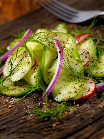 Tzatziki「Cucumber Salad」:スマホ壁紙(18)