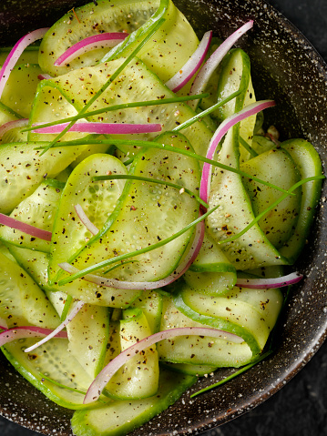 Tzatziki「Cucumber Salad」:スマホ壁紙(13)
