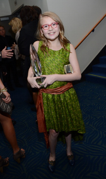 Gold Purse「39th Annual People's Choice Awards - Backstage And Audience」:写真・画像(1)[壁紙.com]