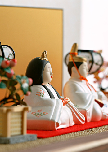 Hinamatsuri「Dolls for the Doll Festival」:スマホ壁紙(14)