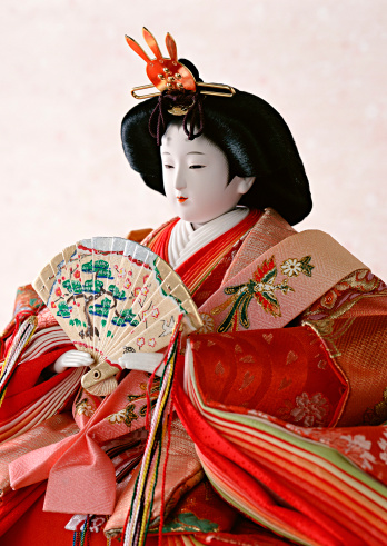 Hinamatsuri「Dolls for the Doll Festival」:スマホ壁紙(17)