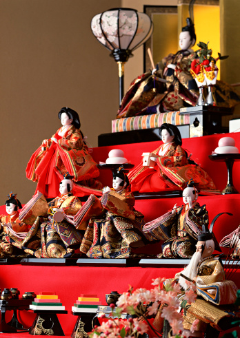 Hinamatsuri「Dolls for the Doll Festival」:スマホ壁紙(8)