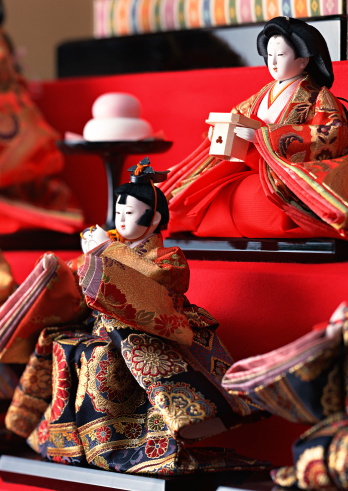 Hinamatsuri「Dolls for the Doll Festival」:スマホ壁紙(12)