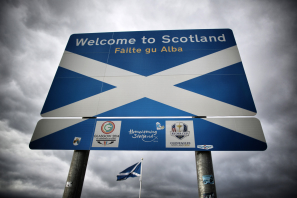 Scotland「Scottish Referendum Campaigning Enters The Final Stages」:写真・画像(3)[壁紙.com]
