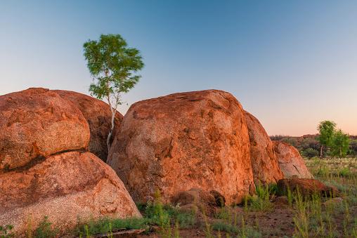 Endurance「Karlu Karlu or Devils marbles Conservation Reserve, Northern Territory, Australia」:スマホ壁紙(8)
