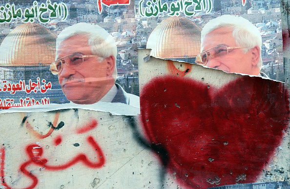 Abu Dis「West Bank Wall」:写真・画像(4)[壁紙.com]