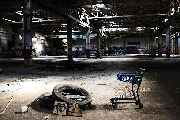 Shutter「Relics from The Rust Belt:  Decaying Factories Sit Idle In Waterbury, CT」:写真・画像(14)[壁紙.com]