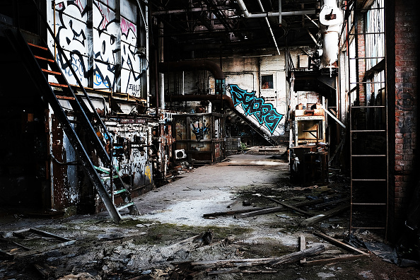 Shutter「Relics from The Rust Belt:  Decaying Factories Sit Idle In Waterbury, CT」:写真・画像(15)[壁紙.com]
