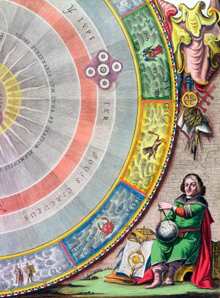 Solar System「Nicolaus Copernicus Polish Astronomer (1660-1661)」:写真・画像(15)[壁紙.com]