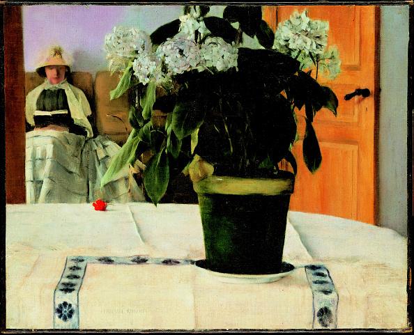 静物「Hortensia 1883-1888」:写真・画像(11)[壁紙.com]