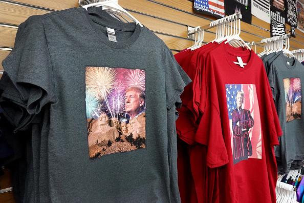 Keystone「Mount Rushmore National Memorial And Keystone, South Dakota Prepare To Host President Trump」:写真・画像(15)[壁紙.com]