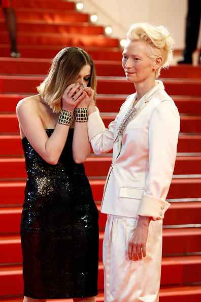 "Parasite - 2019 Film「""Parasite"" Red Carpet - The 72nd Annual Cannes Film Festival」:写真・画像(9)[壁紙.com]"