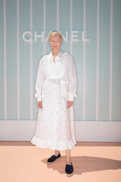 White Dress「Chanel Cruise 2018/19 Replica Show In Bangkok - Sermsuk Warehouse Pepsi Pier」:写真・画像(19)[壁紙.com]