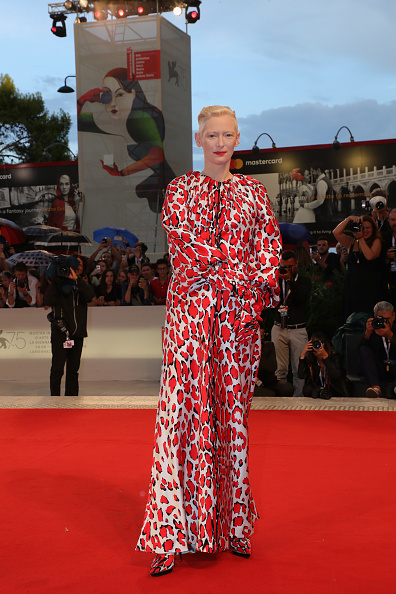 75th Venice Film Festival「At Eternity's Gate Red Carpet Arrivals - 75th Venice Film Festival」:写真・画像(4)[壁紙.com]