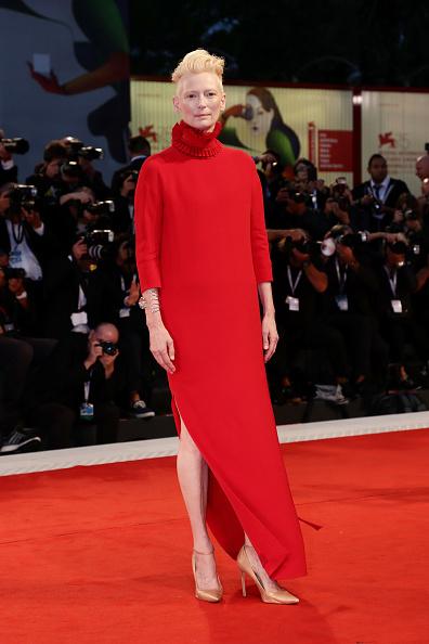 Venice International Film Festival「Suspiria Red Carpet Arrivals - 75th Venice Film Festival」:写真・画像(11)[壁紙.com]