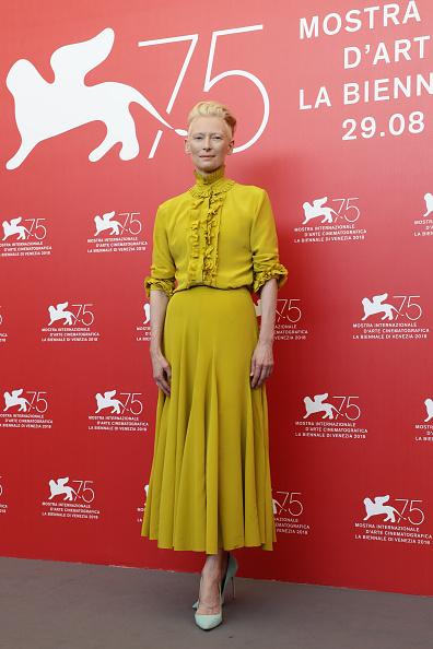 Venice International Film Festival「Suspiria Photocall - 75th Venice Film Festival」:写真・画像(10)[壁紙.com]