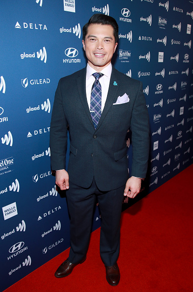 Rich Fury「30th Annual GLAAD Media Awards Los Angeles - Arrivals」:写真・画像(19)[壁紙.com]