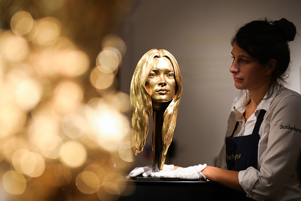 Sotheby's「Sotheby's 'The Midas Touch' Press Call」:写真・画像(13)[壁紙.com]