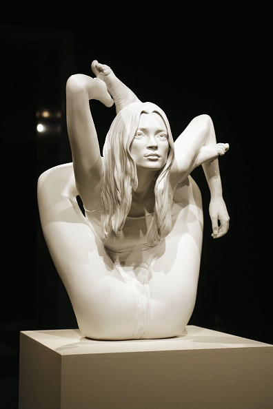 Michel Porro「Marc Quinn: Recent Sculptures - Press View」:写真・画像(7)[壁紙.com]