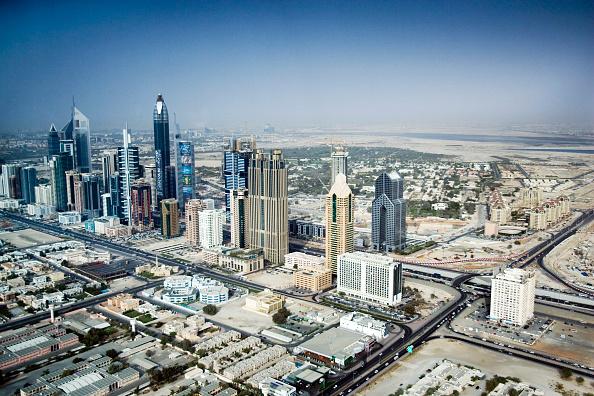 2007「Sheikh Zayed Road Dubai, United Arab Emirates, May 2007.」:写真・画像(18)[壁紙.com]