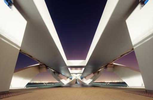 Persian Gulf Countries「Sheikh Zayed Bridge」:スマホ壁紙(6)