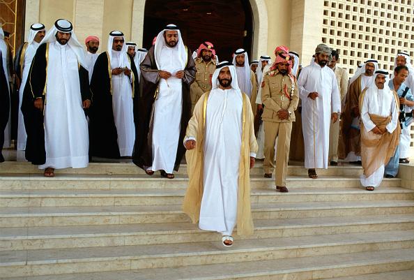 Unity「Sheikh Zayed, Ruler of Abu Dhabi」:写真・画像(14)[壁紙.com]