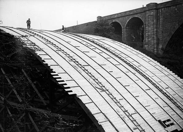 East Lothian「Scottish Bridge」:写真・画像(1)[壁紙.com]