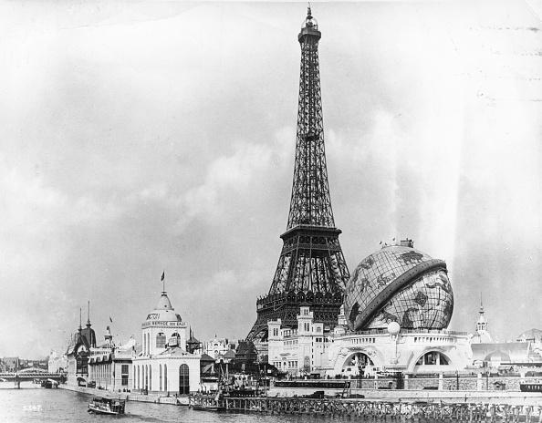 Eiffel Tower「Paris Exhibition」:写真・画像(8)[壁紙.com]