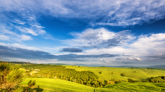 Agricultural Building「Wonderful Tuscany」:スマホ壁紙(14)